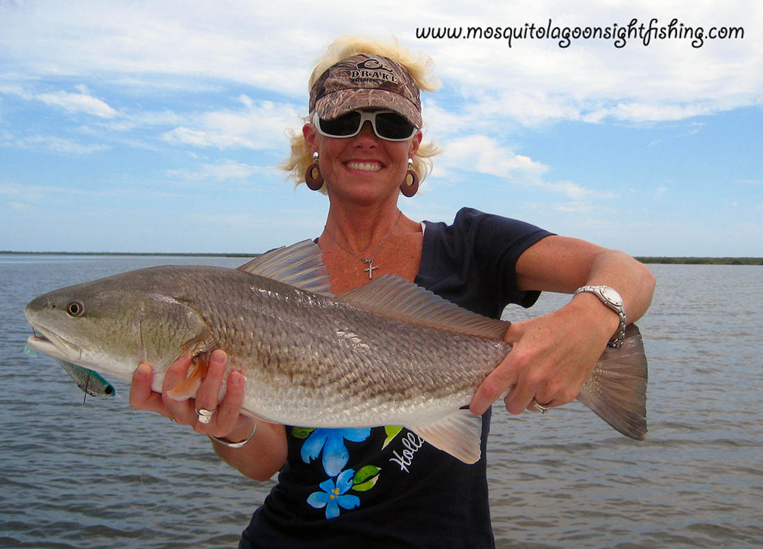 Cocoa beach trout fishing florida spotted seatrout for Cocoa beach fishing charters
